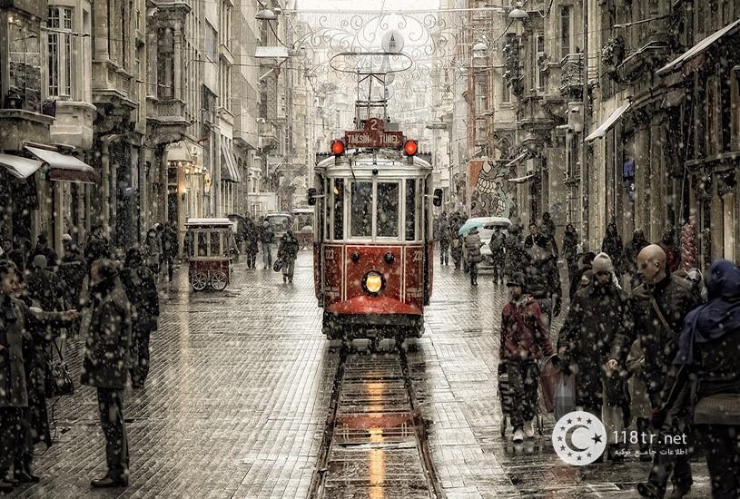 خیابان استقلال استانبول 3