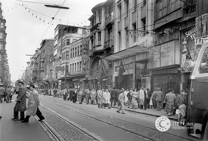 خیابان استقلال استانبول 2