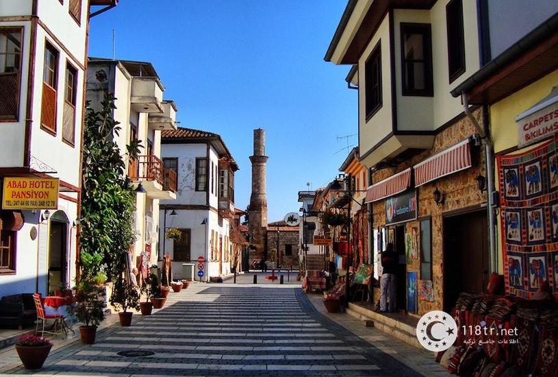 شهر کاله ایچی آنتالیا 1