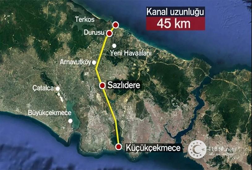 کانال استانبول؛ پروژه عظیم و گران در تاریخ ترکیه 2