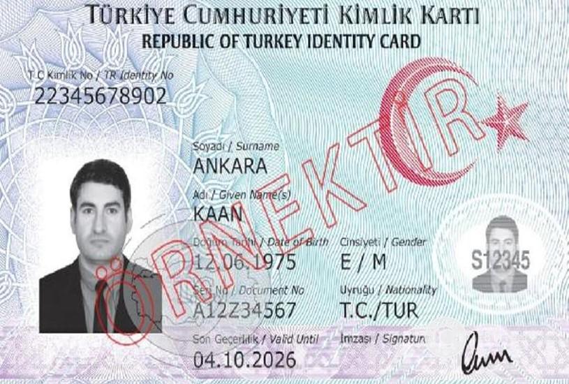 کارت کیملیک ترکیه 5