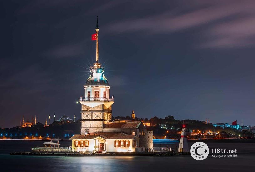 برج دختر استانبول 1