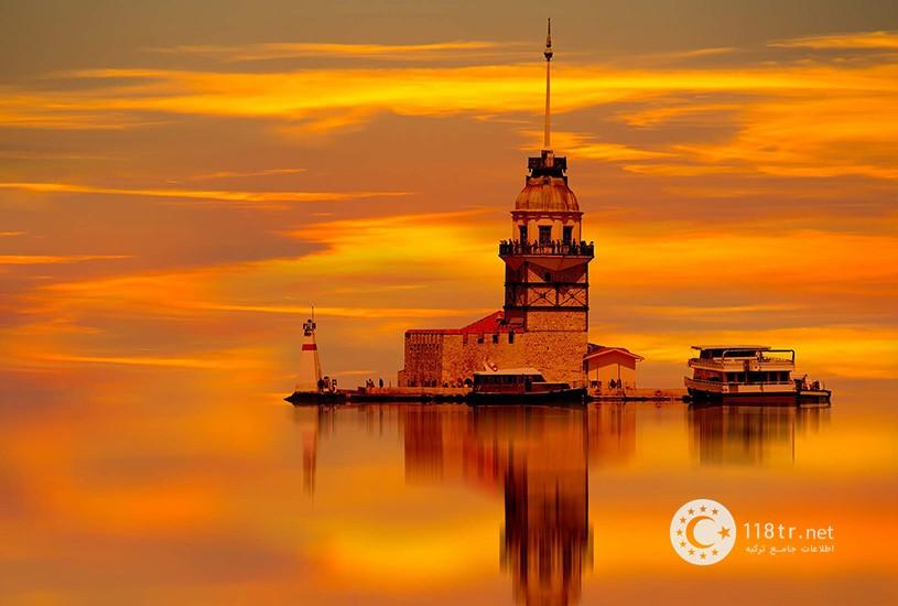 برج دختر استانبول 5
