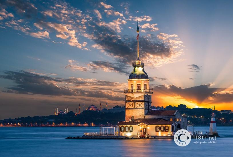 جاذبه های گردشگری و جاهای دیدنی استانبول 6