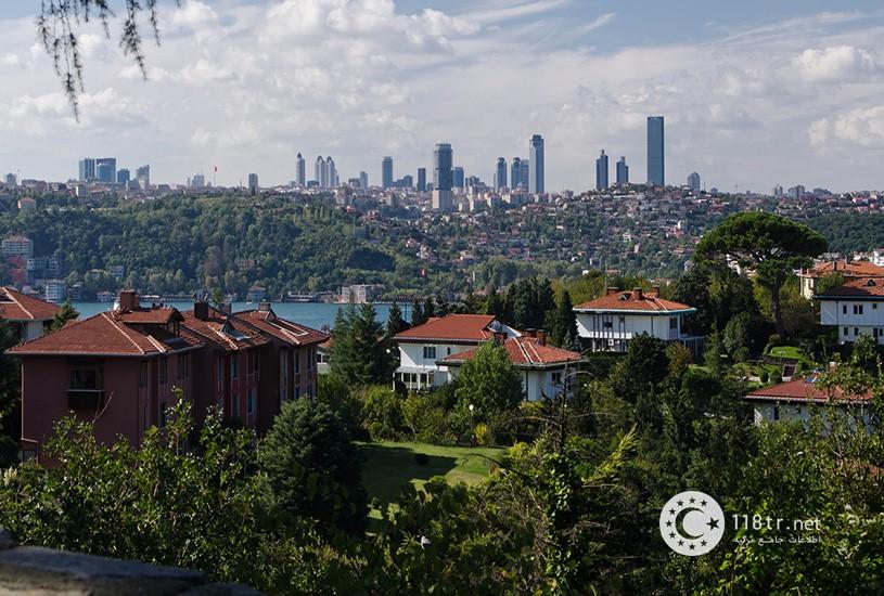 قیمت خانه در استانبول لونت – Istanbul Levent 1