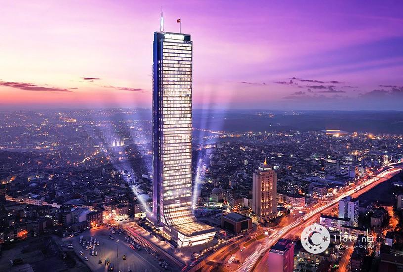قیمت خانه در استانبول لونت – Istanbul Levent 4