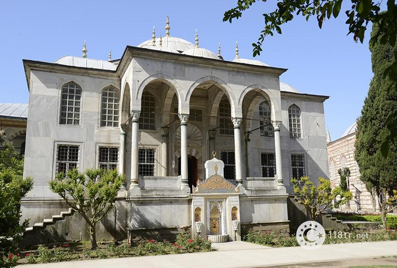 کاخ توپکاپی استانبول 7