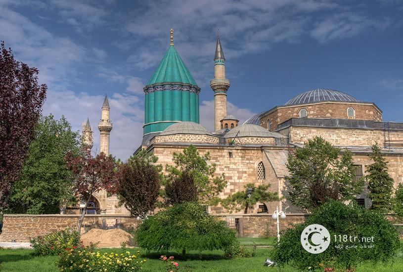 موزه و مزار مولانا در قونیه 9