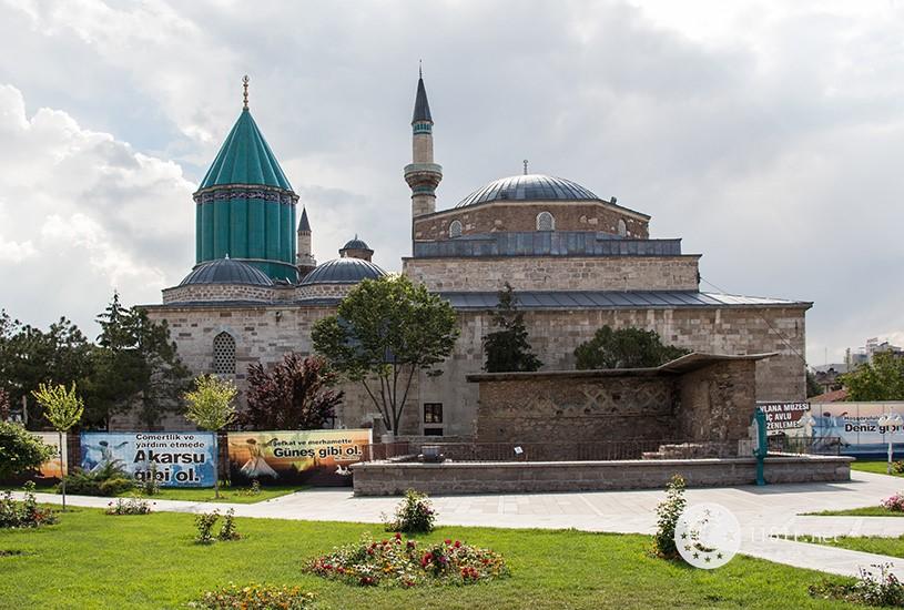 موزه و مزار مولانا در قونیه 6
