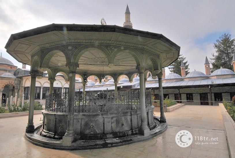 موزه و مزار مولانا در قونیه 4