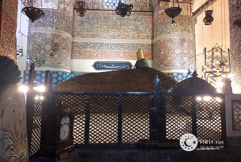 موزه و مزار مولانا در قونیه 7