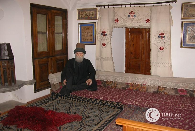 موزه و مزار مولانا در قونیه 5