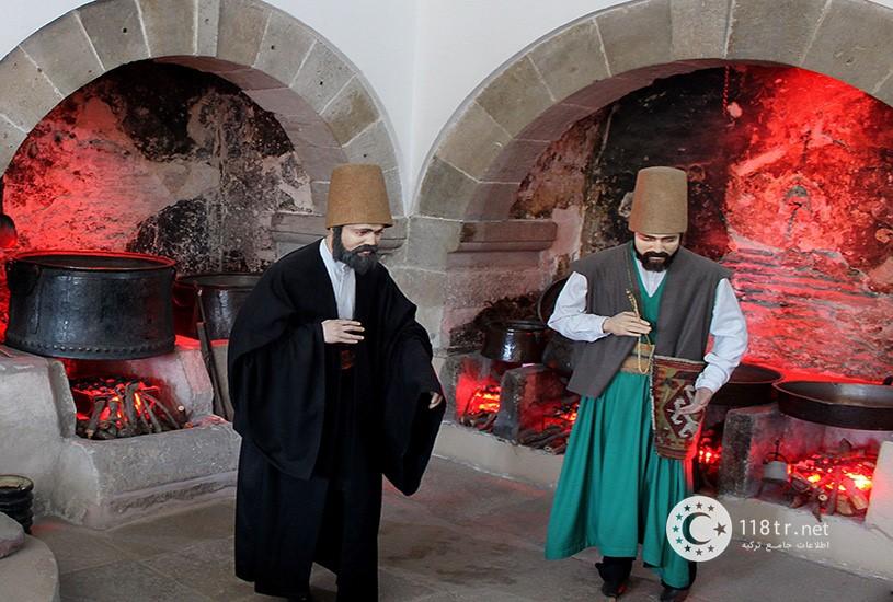 موزه و مزار مولانا در قونیه 10