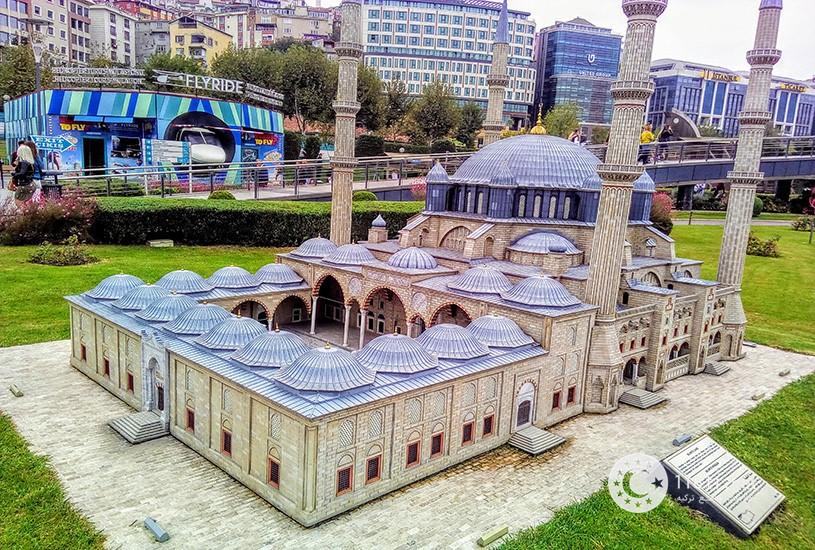 پارک مینیاتورک استانبول 2