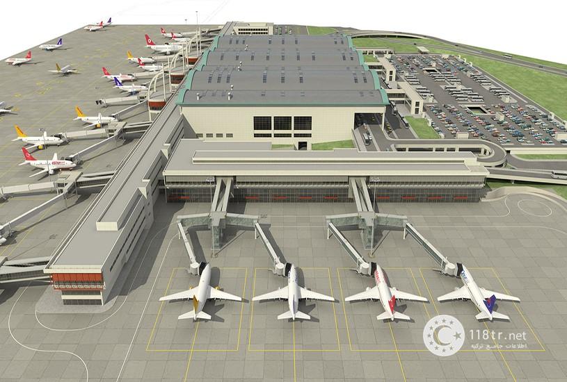 فرودگاه صبیحه گوکچن استانبول 5