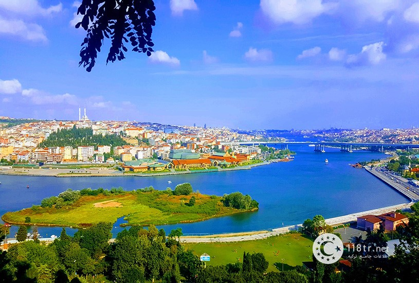 تپه پیر لوتی استانبول 1