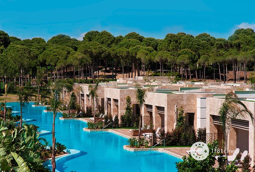 بهترین هتل های آنتالیا 1
