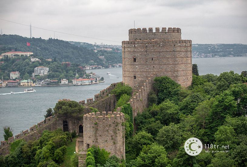 قلعه روملی حصار استانبول 2