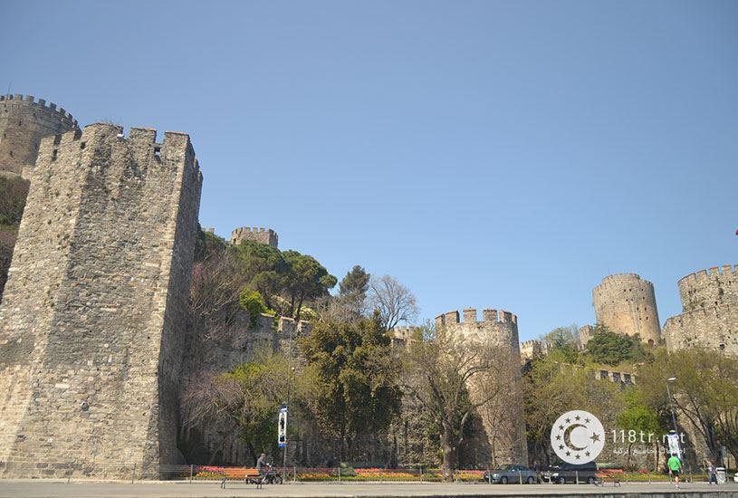 قلعه روملی حصار استانبول 4