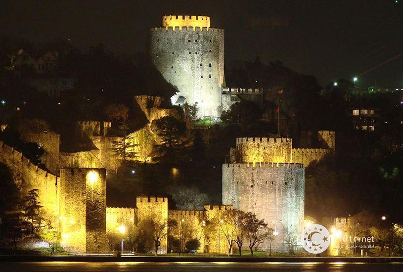 قلعه روملی حصار استانبول 5