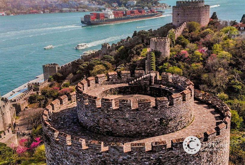 قلعه روملی حصار استانبول 7