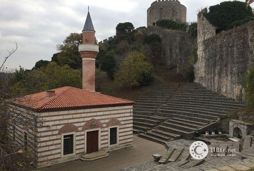 قلعه روملی حصار استانبول 6