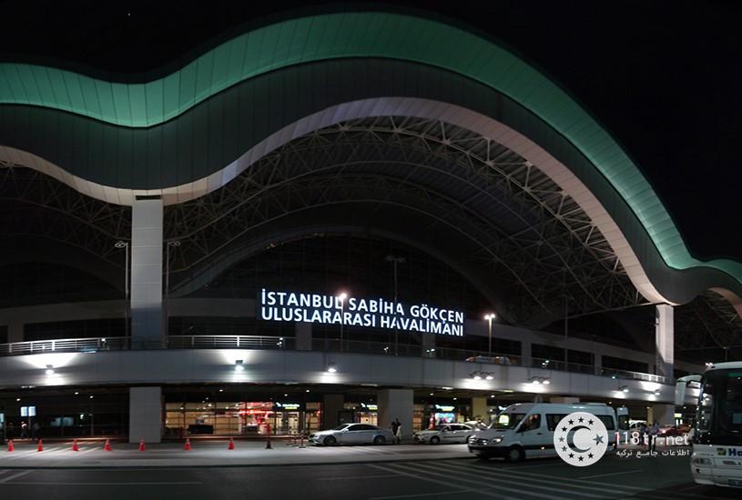 فرودگاه صبیحه گوکچن استانبول