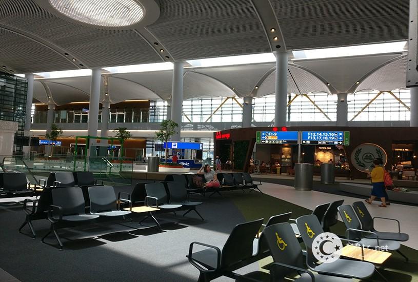 فرودگاه صبیحه گوکچن استانبول 1