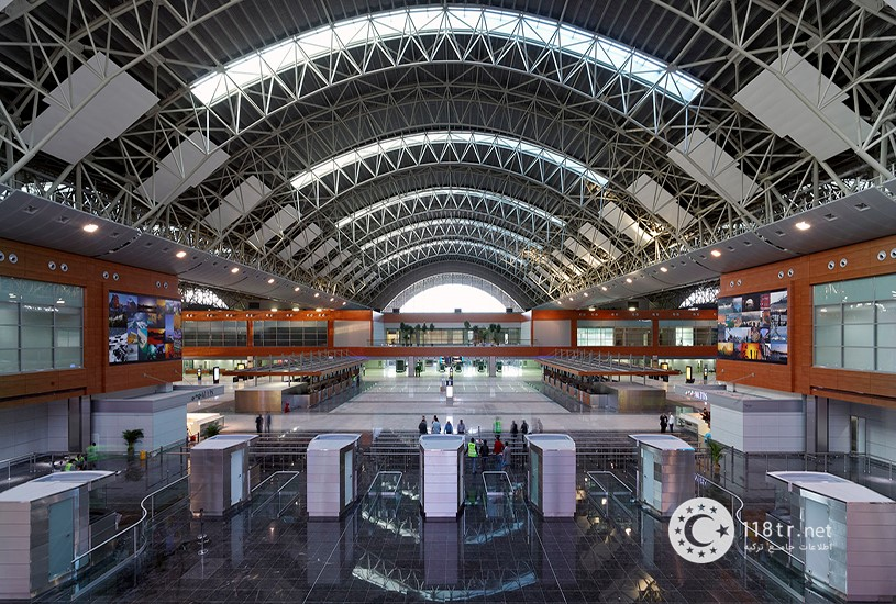 فرودگاه صبیحه گوکچن استانبول 2