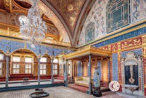 موزه و کاخ توپکاپی از بهترین موزه های استانبول و ترکیه