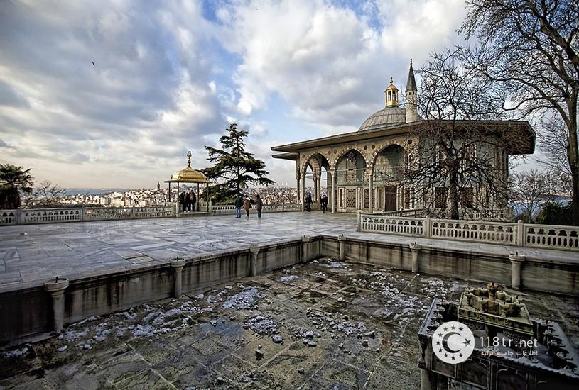 کاخ توپکاپی استانبول 10