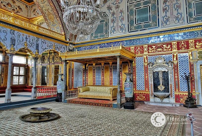 کاخ توپکاپی استانبول 1