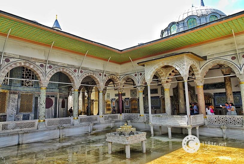 کاخ توپکاپی استانبول 8