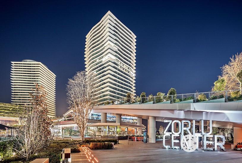 مرکز خرید زورلو سنتر استانبول 3