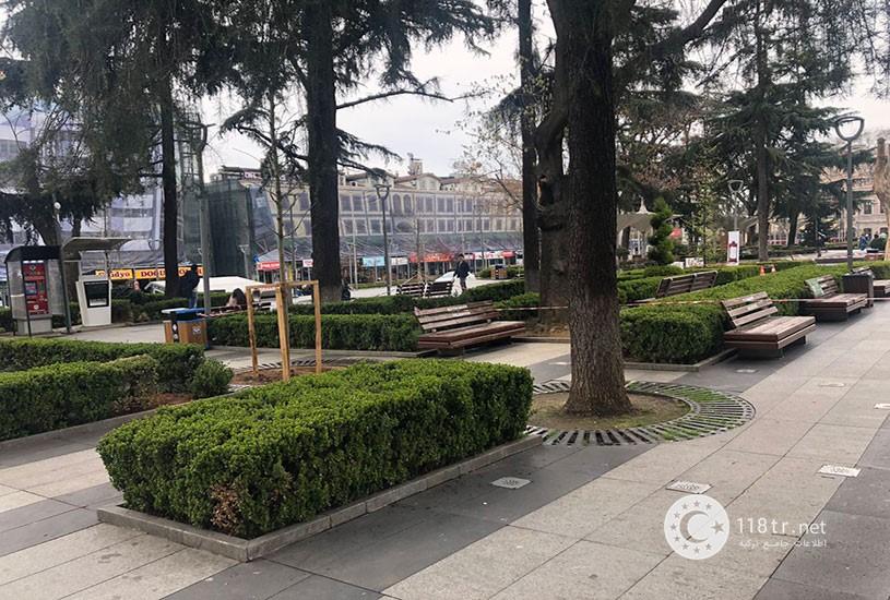 پارک میدان ترابزون 3