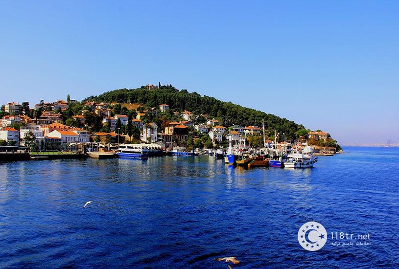 چگونه به جزایر پرنس استانبول برویم؟ 1
