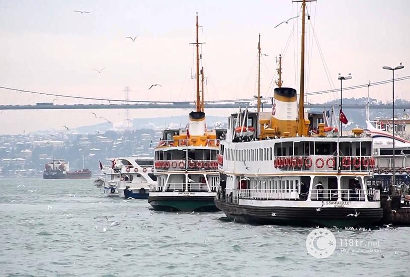 تور کشتی استانبول 3