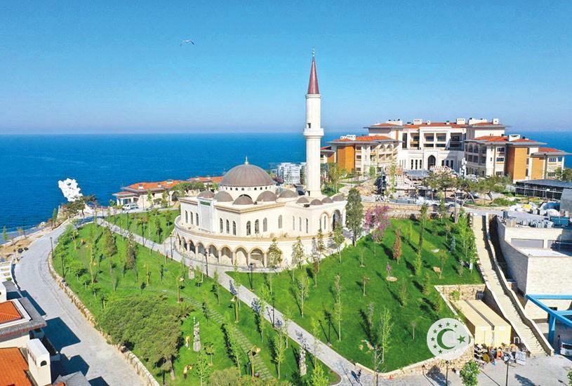 جزیره دموکراسی و آزادی های استانبول 1