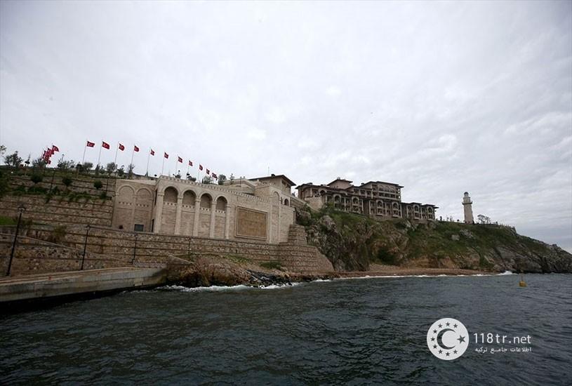 جزیره دموکراسی و آزادی های استانبول 5