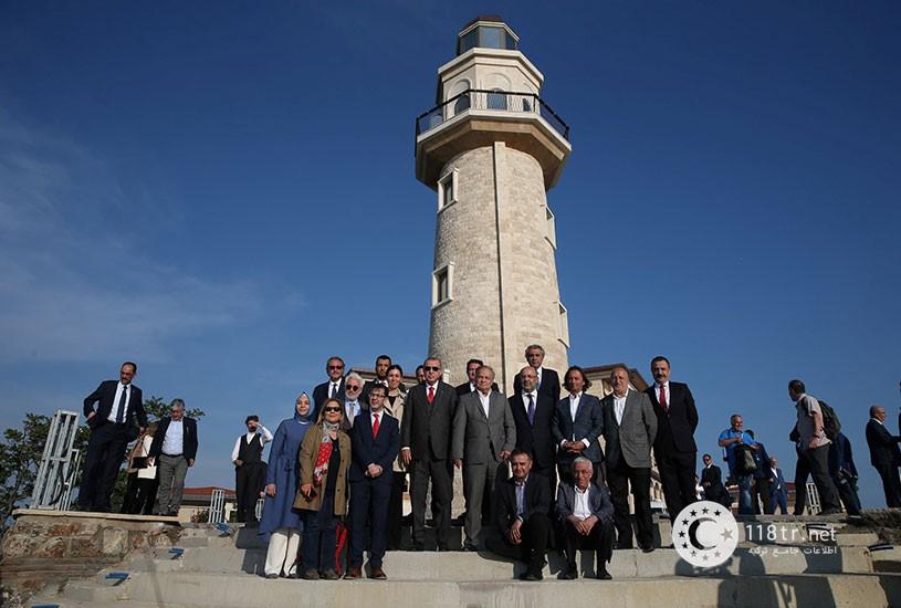 جزیره دموکراسی و آزادی های استانبول 8