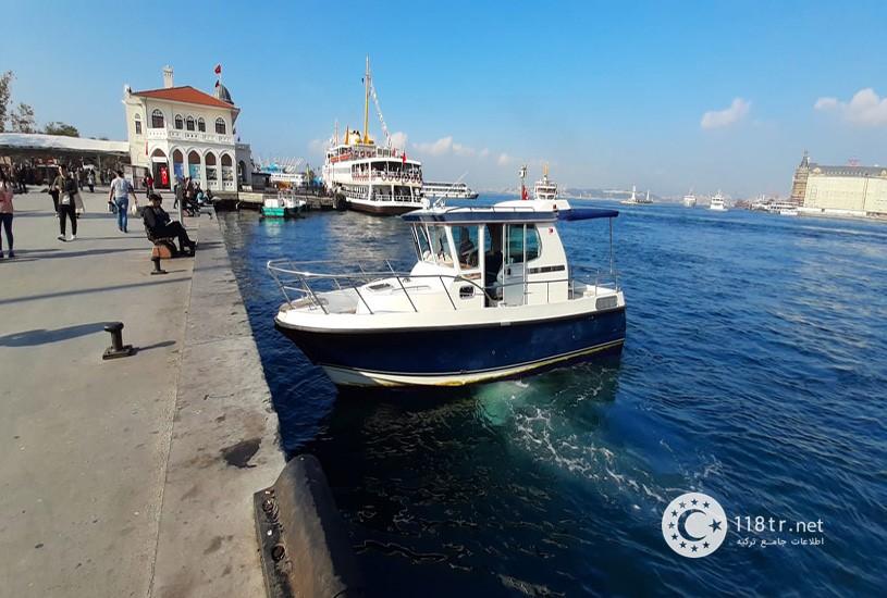 هزینه حمل و نقل در ترکیه 9