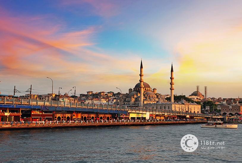 جاذبه های گردشگری و جاهای دیدنی استانبول 8