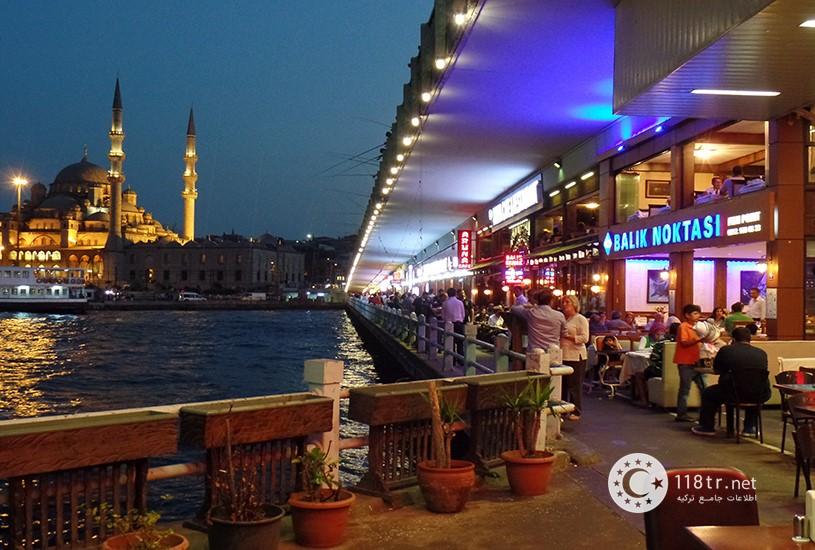 پل گالاتا استانبول 5