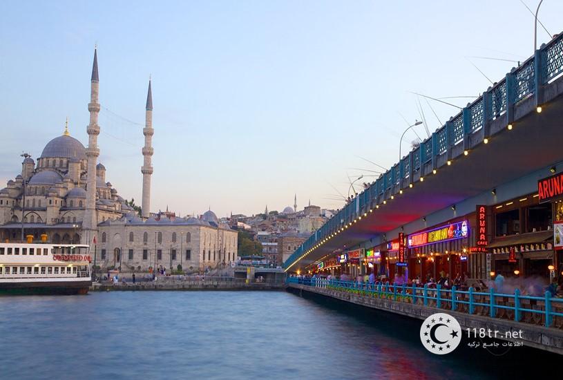 پل گالاتا استانبول 6