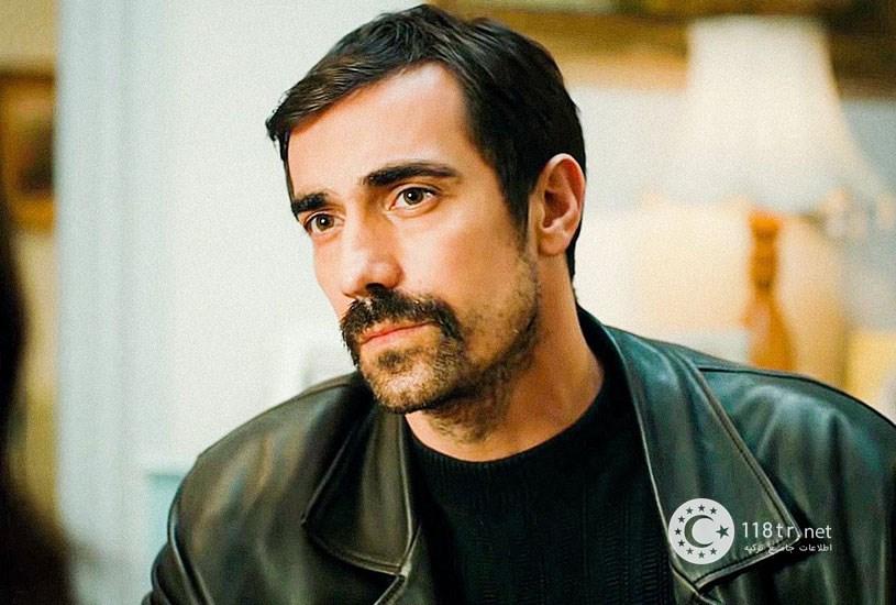 بازیگر و مدل مشهور ابراهیم چلیککول 4