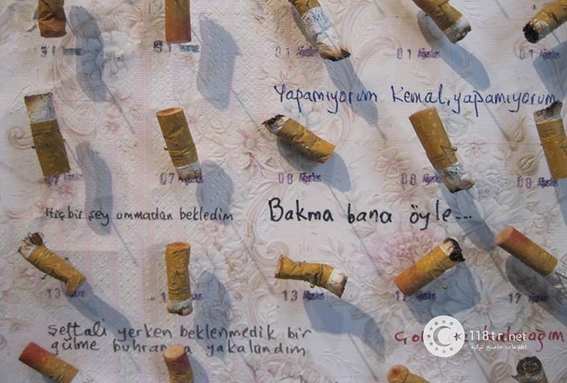 موزه معصومیت استانبول 5