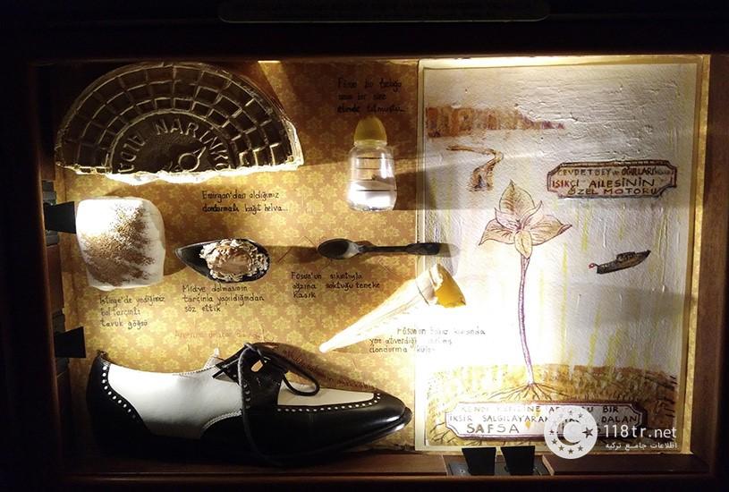 موزه معصومیت استانبول 7