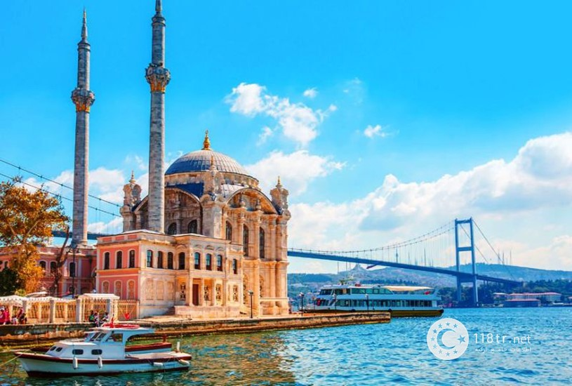 محله اورتاکوی استانبول 1