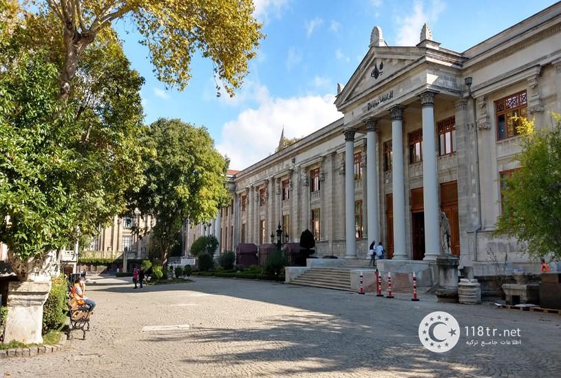 کارت موزه استانبول 4