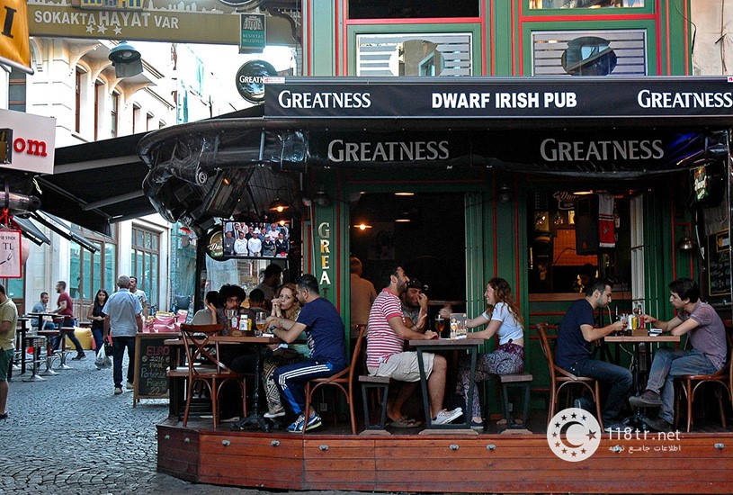 محله اورتاکوی استانبول 8